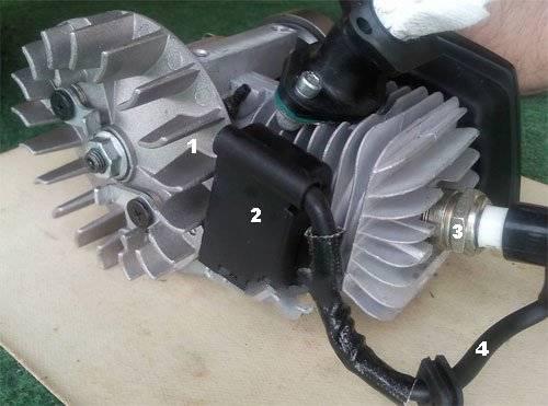 Ремонт электродвигателя триммера своими руками - Tuningss.ru